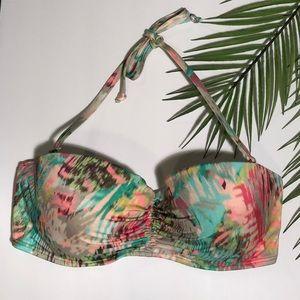 Victoria's Secret Multi-way Swim Top - 34DD